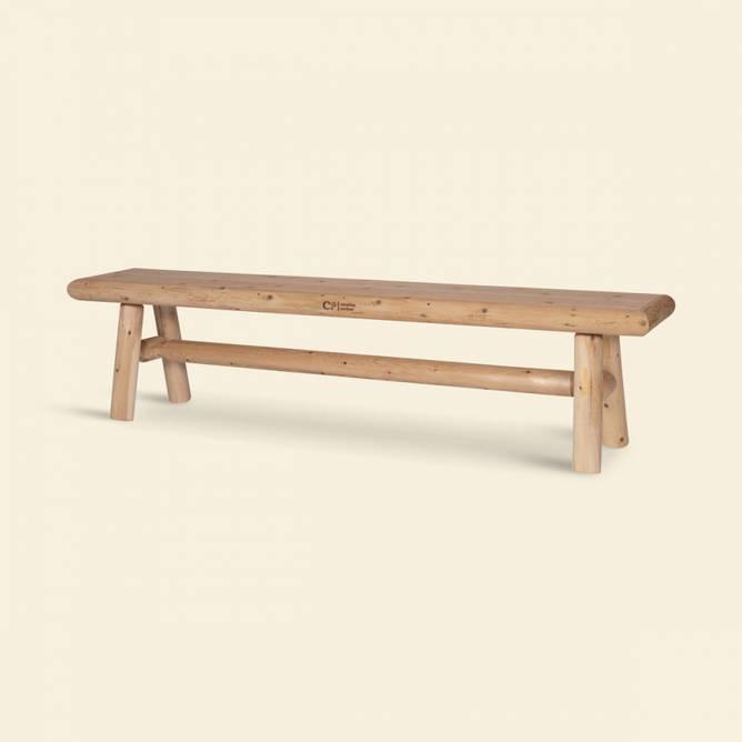 Bilde av Canadian Outdoor Log Hagebenk 180 cm