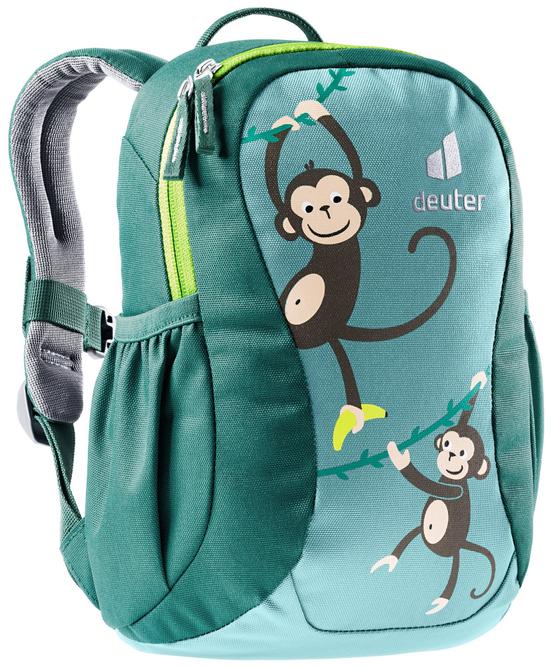 Bilde av Deuter 5 L barnesekk Pico Dustblue-Alpinegreen