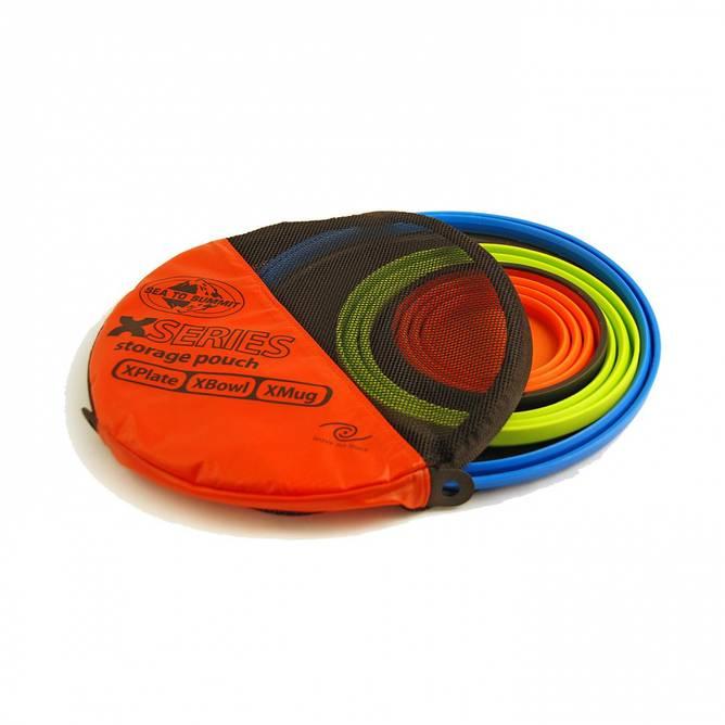 Bilde av Sea To Summit X-Set 3 bolle, kopp, tallerken og