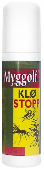 Bilde av Myggolf Kløstopp 15 ml Lindrende middel ved stikk